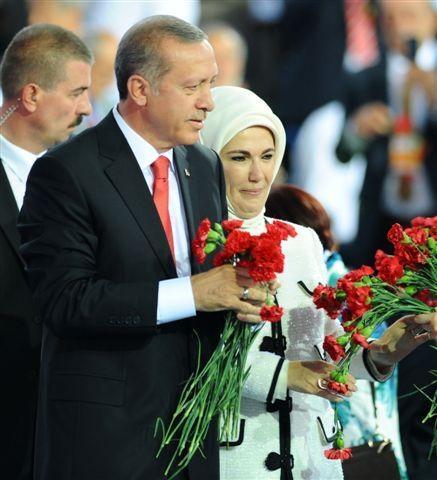 AK Parti 1. Olağanüstü Kongresi 200