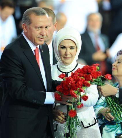 AK Parti 1. Olağanüstü Kongresi 201