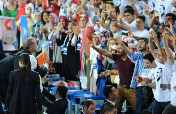 AK Parti 1. Olağanüstü Kongresi 203