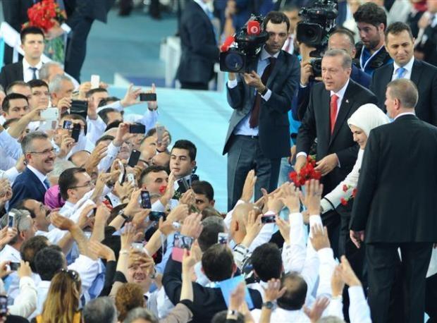 AK Parti 1. Olağanüstü Kongresi 207