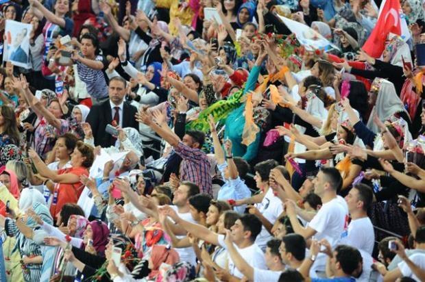 AK Parti 1. Olağanüstü Kongresi 210