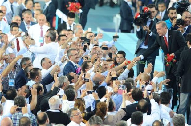 AK Parti 1. Olağanüstü Kongresi 211