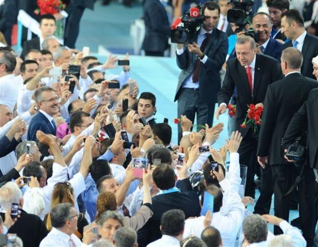 AK Parti 1. Olağanüstü Kongresi 212