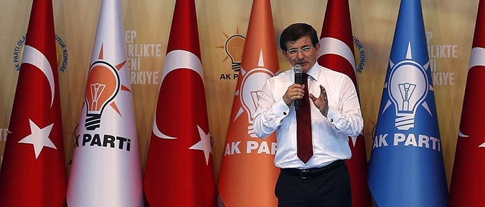 AK Parti 1. Olağanüstü Kongresi 215