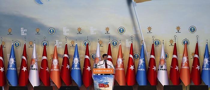 AK Parti 1. Olağanüstü Kongresi 216