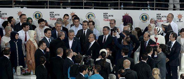 AK Parti 1. Olağanüstü Kongresi 219