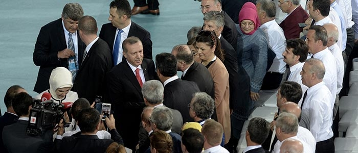AK Parti 1. Olağanüstü Kongresi 220