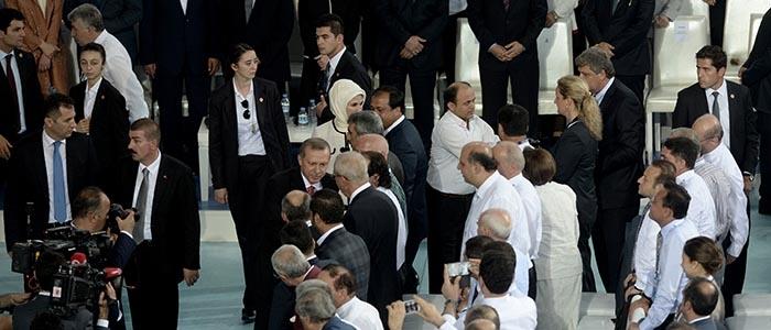 AK Parti 1. Olağanüstü Kongresi 221