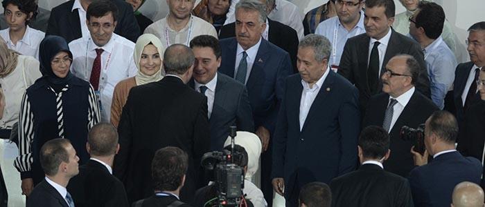 AK Parti 1. Olağanüstü Kongresi 223