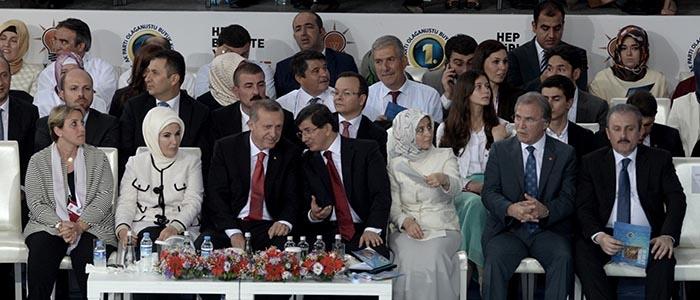 AK Parti 1. Olağanüstü Kongresi 224