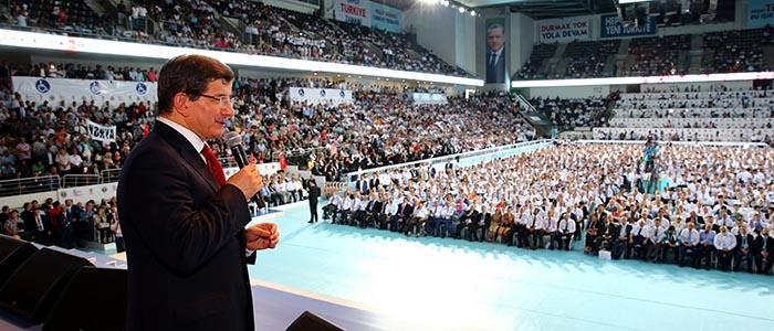 AK Parti 1. Olağanüstü Kongresi 227