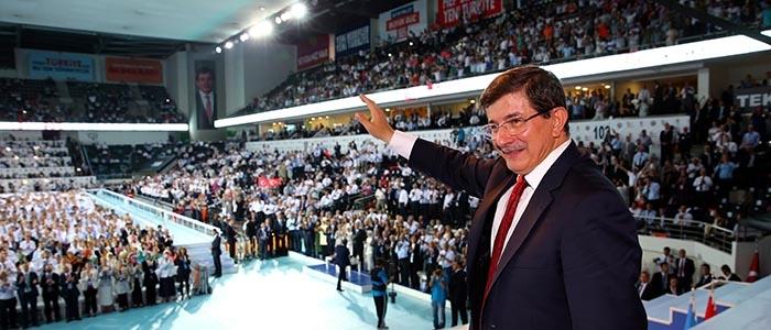 AK Parti 1. Olağanüstü Kongresi 228