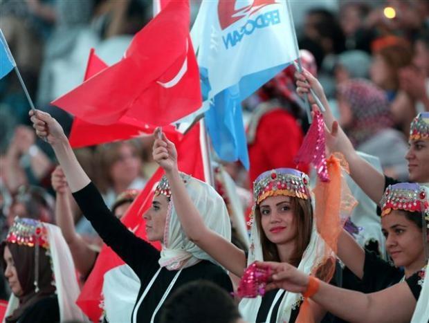 AK Parti 1. Olağanüstü Kongresi 23