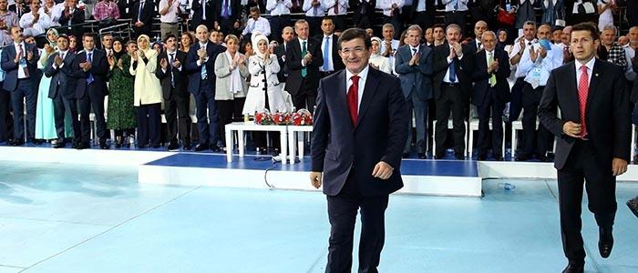 AK Parti 1. Olağanüstü Kongresi 230