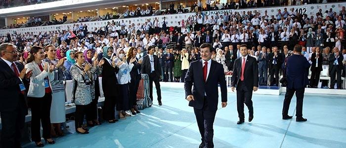 AK Parti 1. Olağanüstü Kongresi 231
