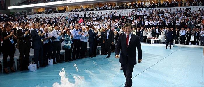 AK Parti 1. Olağanüstü Kongresi 232