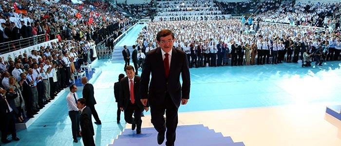 AK Parti 1. Olağanüstü Kongresi 233