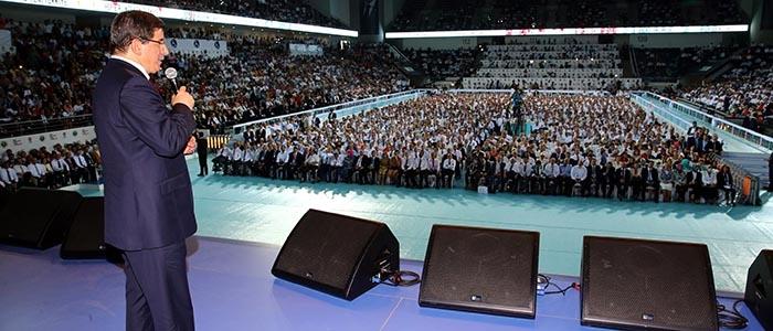 AK Parti 1. Olağanüstü Kongresi 235