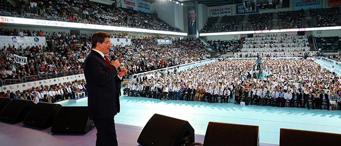 AK Parti 1. Olağanüstü Kongresi 236