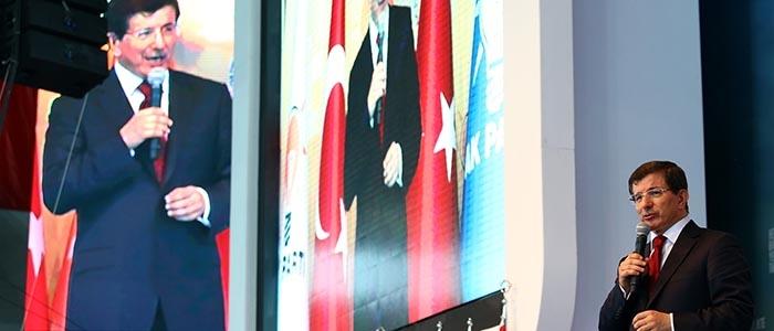 AK Parti 1. Olağanüstü Kongresi 238