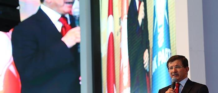 AK Parti 1. Olağanüstü Kongresi 241