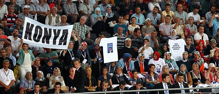 AK Parti 1. Olağanüstü Kongresi 243