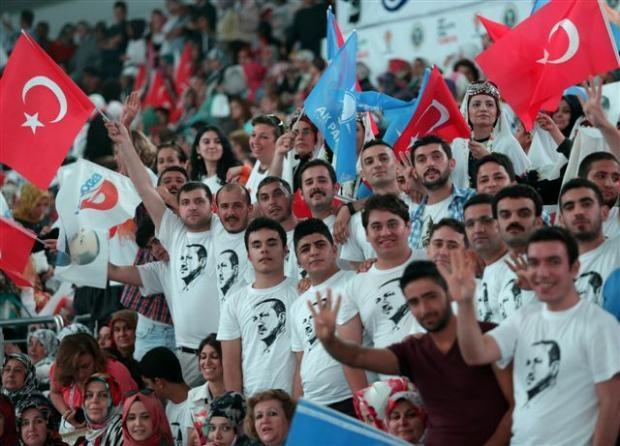 AK Parti 1. Olağanüstü Kongresi 26