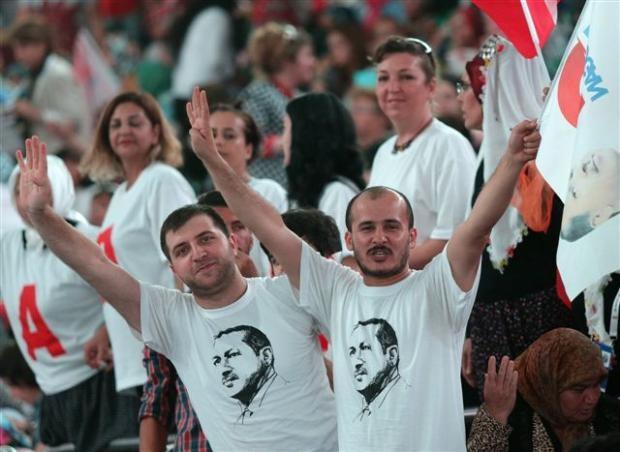 AK Parti 1. Olağanüstü Kongresi 28