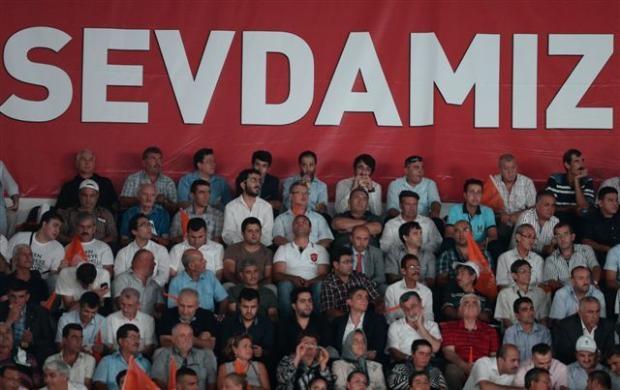 AK Parti 1. Olağanüstü Kongresi 32