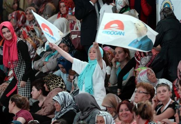 AK Parti 1. Olağanüstü Kongresi 36