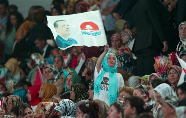 AK Parti 1. Olağanüstü Kongresi 45