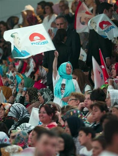 AK Parti 1. Olağanüstü Kongresi 46