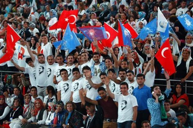 AK Parti 1. Olağanüstü Kongresi 47