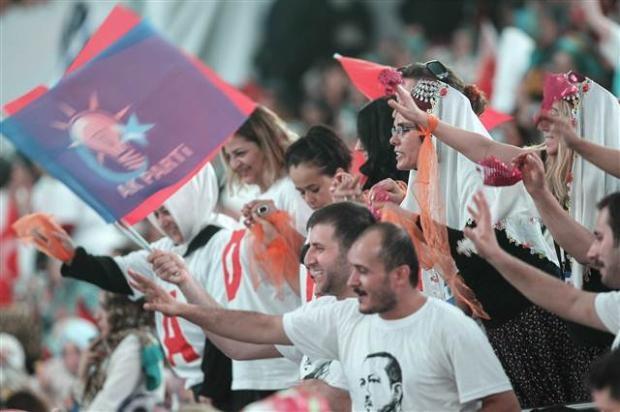 AK Parti 1. Olağanüstü Kongresi 48