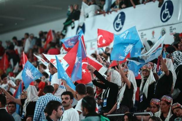 AK Parti 1. Olağanüstü Kongresi 49