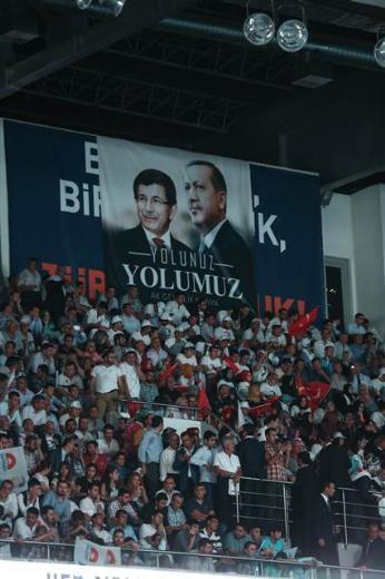 AK Parti 1. Olağanüstü Kongresi 50