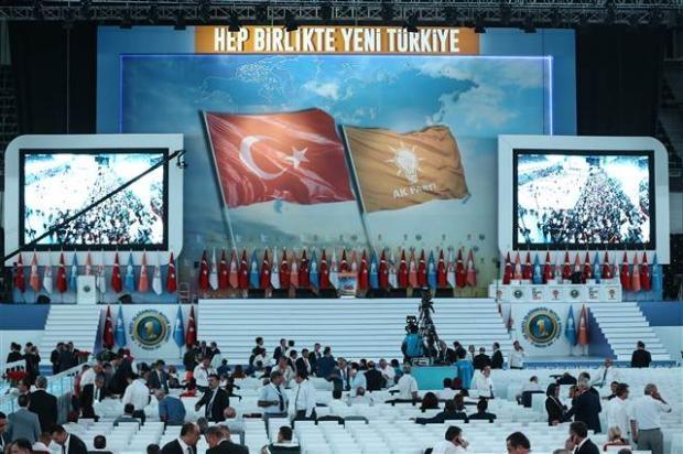 AK Parti 1. Olağanüstü Kongresi 53