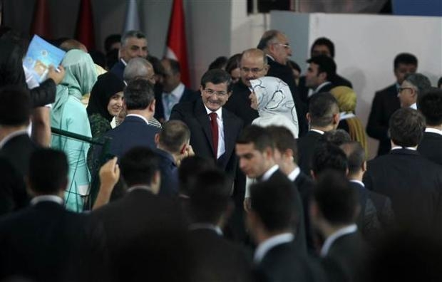 AK Parti 1. Olağanüstü Kongresi 66