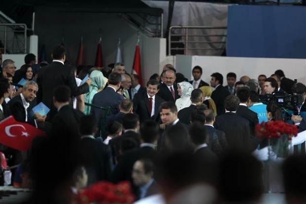 AK Parti 1. Olağanüstü Kongresi 67