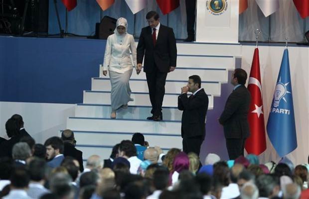 AK Parti 1. Olağanüstü Kongresi 68