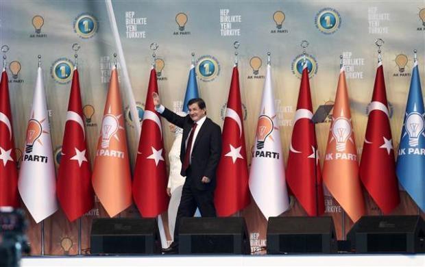 AK Parti 1. Olağanüstü Kongresi 70
