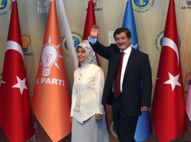 AK Parti 1. Olağanüstü Kongresi 71