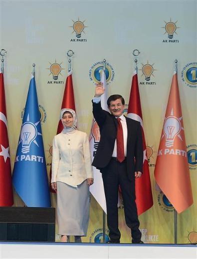 AK Parti 1. Olağanüstü Kongresi 72