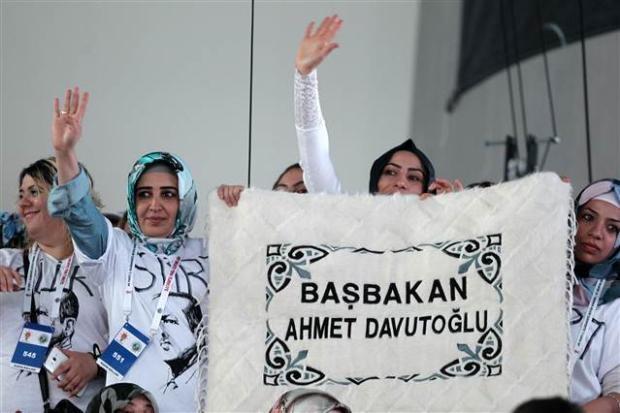 AK Parti 1. Olağanüstü Kongresi 73