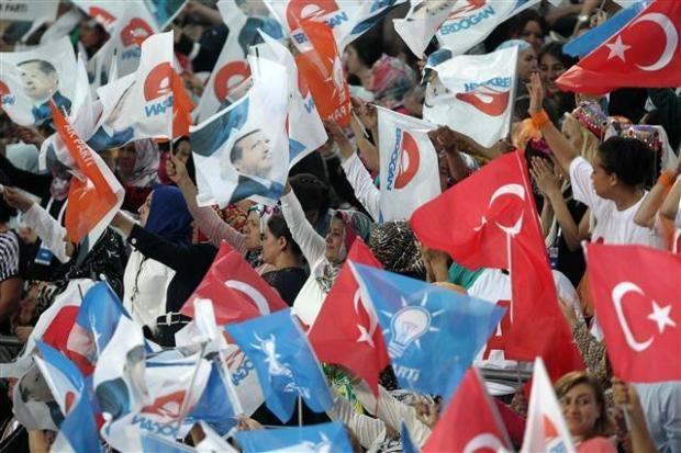 AK Parti 1. Olağanüstü Kongresi 74