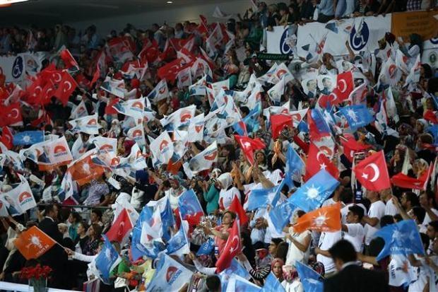 AK Parti 1. Olağanüstü Kongresi 75