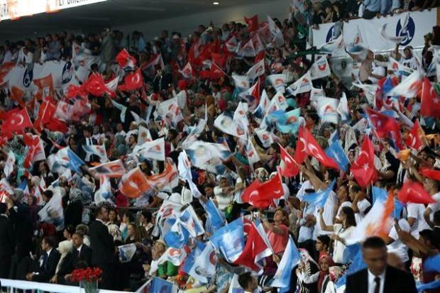 AK Parti 1. Olağanüstü Kongresi 76