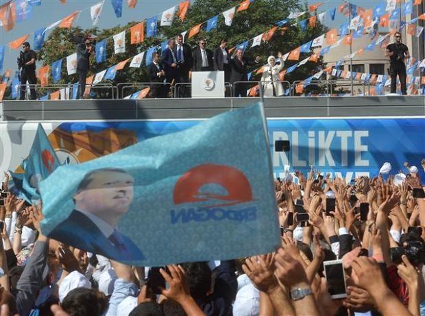 AK Parti 1. Olağanüstü Kongresi 79