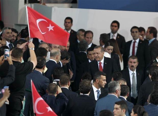 AK Parti 1. Olağanüstü Kongresi 83