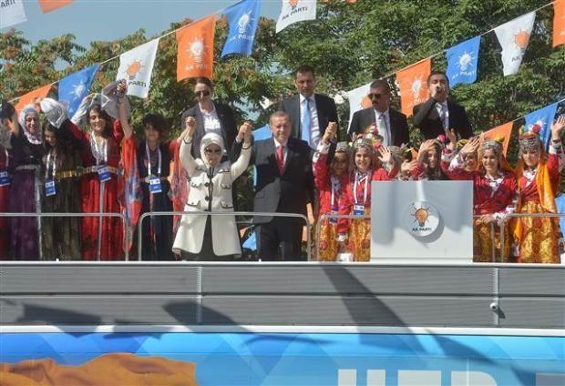 AK Parti 1. Olağanüstü Kongresi 85